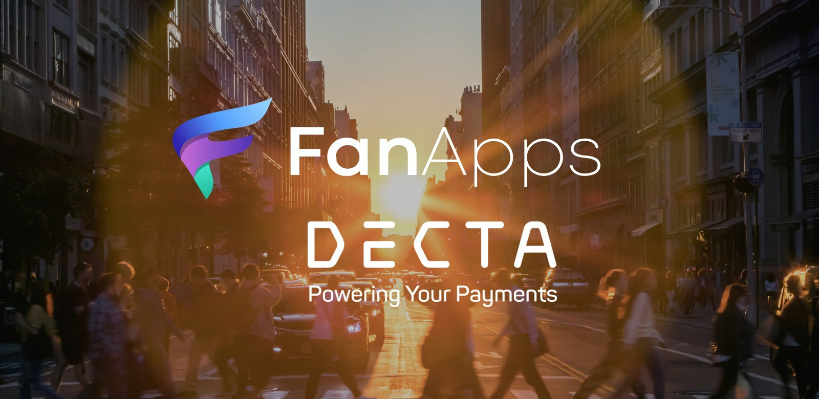 Image for FanApps announces partnership with DECTA post
